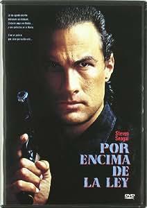 Por encima de la ley [DVD]