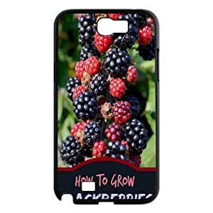 Fruit World CUSTOM Case Cover for Samsung Galaxy Note 2 N7100 LMc-78805 at LaiMc