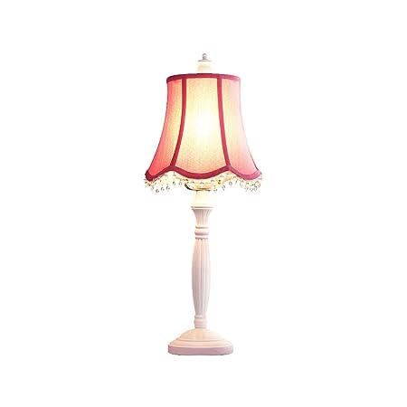 HU HAO UK Lámparas de Escritorio- Lámpara de Mesa de Cristal ...