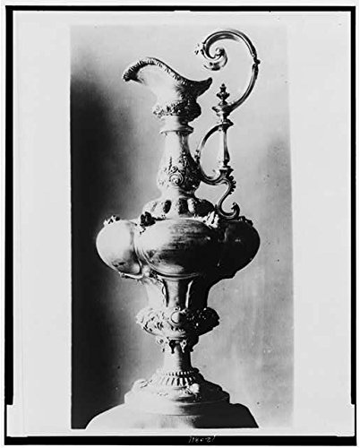 HistoricalFindings Photo: Photo of The America's Cup,Yachting Trophy,1958,Yacht Racing,Award