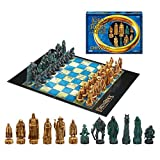 The Lord of the Rings Chess Set - The Return of the King Version