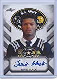 Leaf TARIK BLACK MICHIGAN WOLVERINES 2017 U.S. ARMY HIGH SCHOOL TOUR ALL-AMERICAN AUTOGRAPHED ROOKIE CARD!