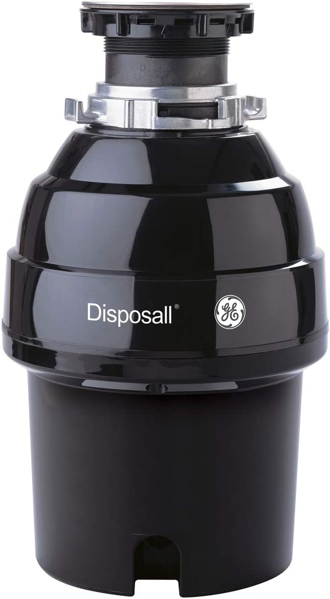 GE GFC720N 3/4 HP Continuous Feed Garbage Disposer