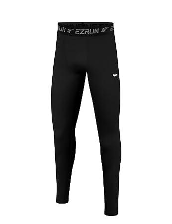 Amazon.com: EZRUN - Mallas térmicas de compresión para niños ...