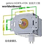 Tool Parts 1pc Microwave Oven Magnetron M24FA-410A
