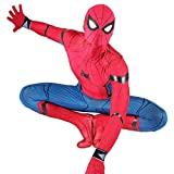 Superhero Kid Spandex Suit Halloween Cosplay