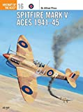 img - for Spitfire Mark V Aces 1941-1945 (Osprey Aircraft of the Aces No 16) book / textbook / text book