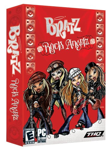 Bratz Rock Angelz - PC