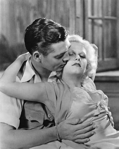 Red Dust Iconic Sexy Jean Harlow Hugs Clark Gable 11x14 HD Aluminum Wall  Art at Amazon's Entertainment Collectibles Store