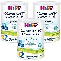 Hipp 2 Combiotic Organik Devam Sütü 3'lü 900 gr