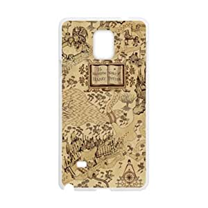 DAZHAHUI Old Paiting Hot Seller Stylish Hard Case For Samsung Galaxy Note4