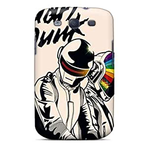 Durable Protector Case Cover With Daft Punk Hot Design For Galaxy S3