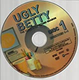 Ugly Betty Season 2 Disc 1 Replacement Disc Episodes 1-4!