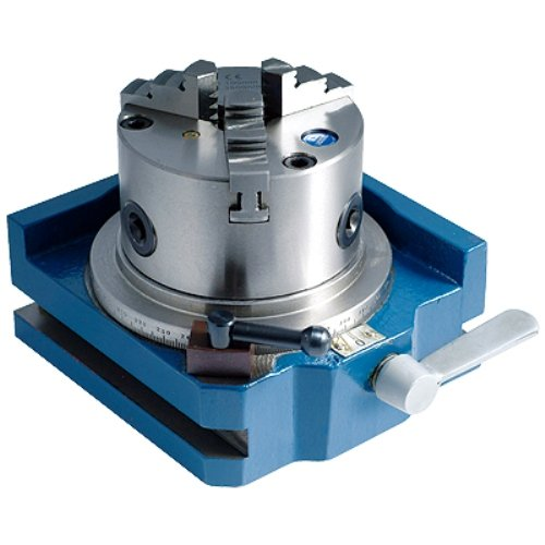 VERTEX 3900-2414 Super Radip Indexer with 3 Jaw Chuck, Maximum Clamping Capacity, 4' by Vertex