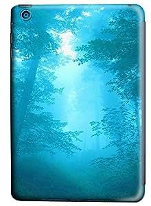 iPad Mini Case,iPad Mini Cases - Misty Forest Custom Design iPad Mini Case Cover - Polycarbonate