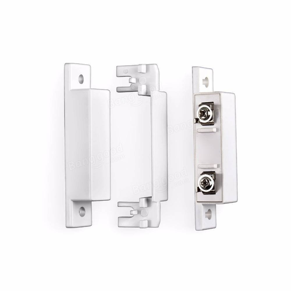 Interruptor magn/ético de Puerta con Cable para Detector de Puerta PTSN gsm SGerste 5Pcs//Lot