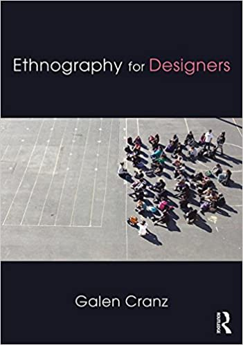 Amazon com: Ethnography for Designers (9781138121096): Galen