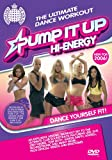 Ministry Of Sound: Pump It Up - High Energy [DVD]