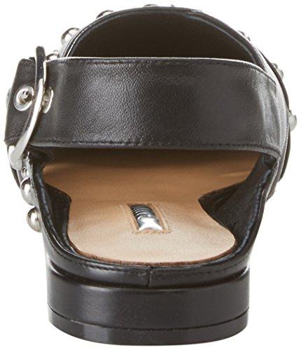 Gaudì V0001 Punta Ciel Negro Para Mujer Sandalias black Cerrada Con tztvdxrqw
