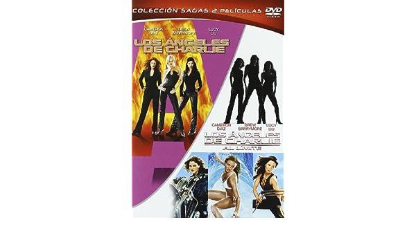 Amazon.com: Colección Sagas: Los Ángeles De Charlie (Import Movie) (European Format - Zone 2) (2011) Cameron Diaz; Drew: Movies & TV