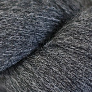- Cascade Baby Alpaca Lace - 1414 Charcoal