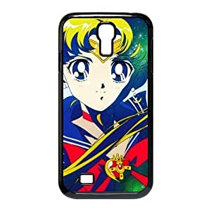 Anime Series, Sailor Moon Black / White Design PC Snap On For Case Samsung Galaxy S3 I9300 Cover