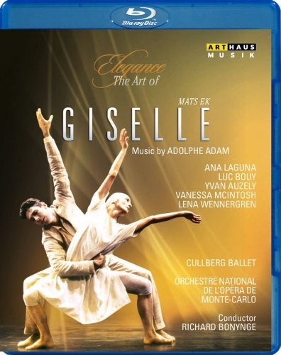 Adolphie Adam: Giselle (Blu-ray)