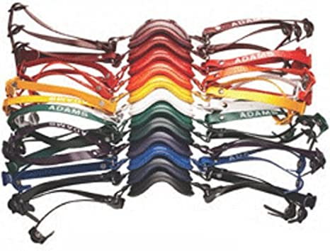 ADAMS PRO25D YOUTH HIGH HOOK-UP FOOTBALL HELMET CHIN STRAP VARIOUS COLORS