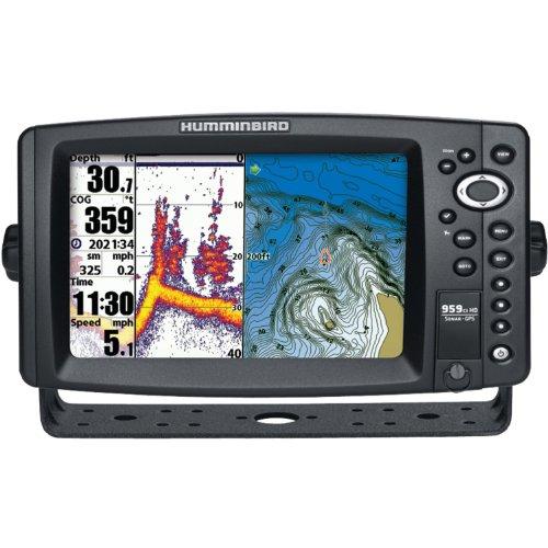 Humminbird 409160-1 959ci HD GPS Sonar Chartplotter Fishfinder Combo