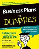 Business Plans for Dummies, Paul Tiffany and Steven D. Peterson, 0764576526