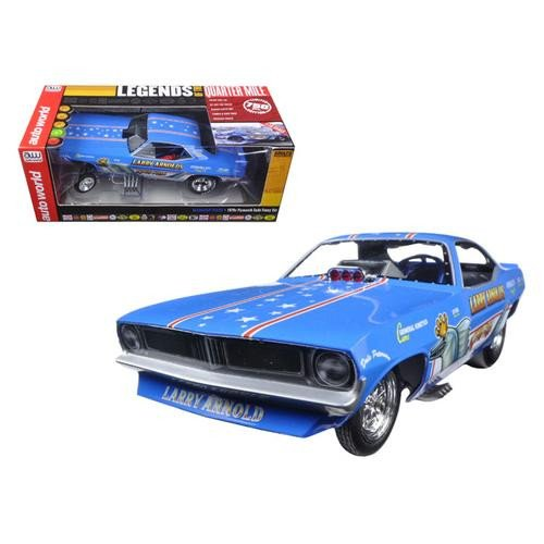 Autoworld AW1173 Larry Arnolds King Fish 1970s Plymouth Cuda