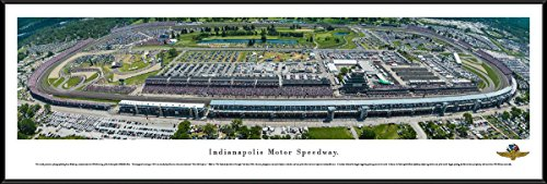 Indy 500-100th 500 Mile Race - Blakeway Panoramas Speedway Posters with Standard - Indy Motor