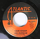 Led Zeppelin 45 RPM Four Sticks / Rock and Roll