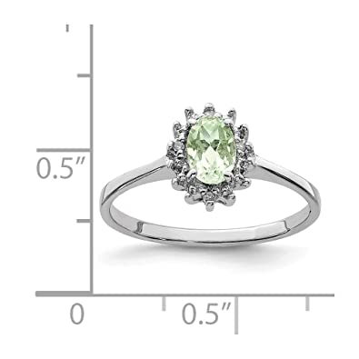 Sterling Silver Rhodium Plated Diamond Mens Ring Color H-I, Clarity SI2-I1