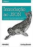 capa de Introdução ao JSON