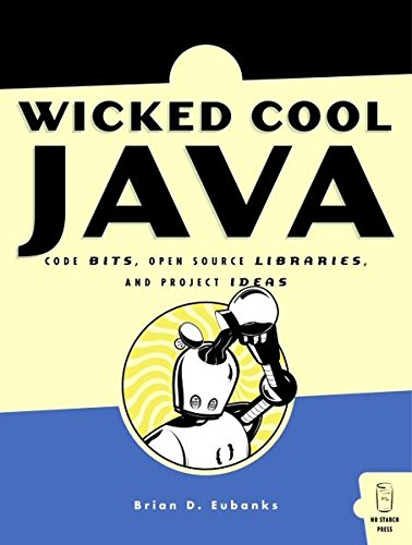 Wicked Cool Java: Code Bits, Open-Source Libraries, and Project Ideas PDF