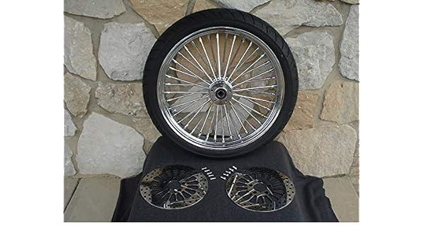 Neumático de 21 x 3,5 mm para mamut 120/70-21 AVON COBRA Kit de ...