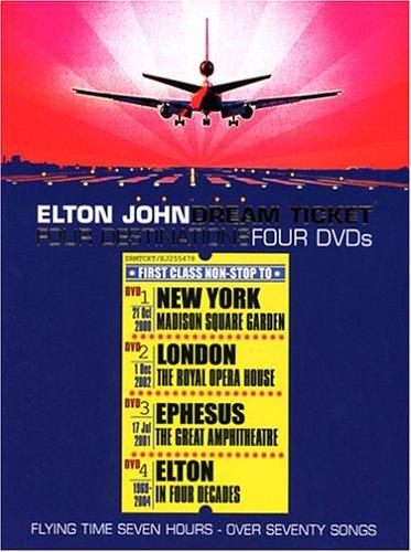 Elton John - Dream Ticket