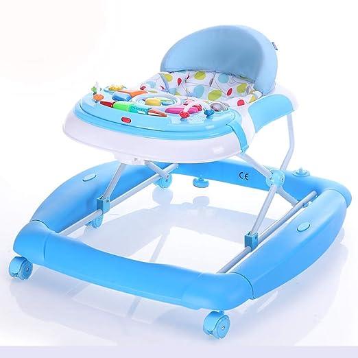 Mai Dou Andador De Bebé | Asiento Acolchado Portátil | Coche De ...
