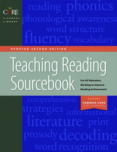 Teaching Reading Sourcebook Updated Second Edition (Core Literacy Library)