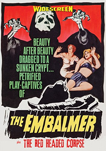 The Embalmer / The Red Headed Corpse (Double Feature)