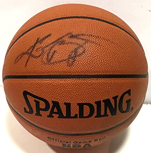 Kobe Bryant Signed Official NBA GAME Basketball Full Autograph Lakers  PSA DNA K3 b163eea27