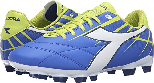 Women's W Blue White LPU Soccer Blue Md Diadora Forte Elec Lime Shoe dqxw7OaE