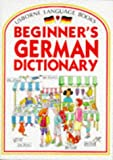 Beginner's German Dictionary, H. Davies, 0746000189