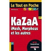 Kazaa imesh morpheus et autres tout en poche