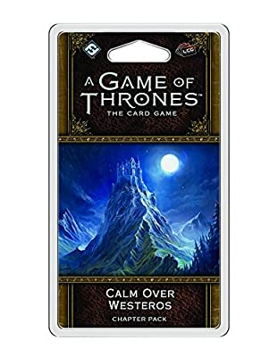 A Game of Thrones LCG 2nd Edition: Calm Over Westeros Board Game by Fantasy Flight Publishing
