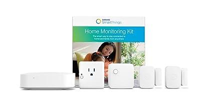 Samsung SmartThings Home Monitoring Kit with Bonus Water Leak Sensor