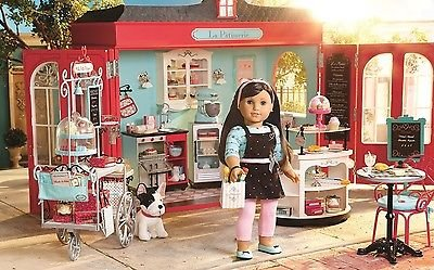 amazon com cakeusa american girl doll grace thomas bistro birthday