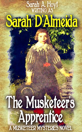 book cover of The Musketeer\'s Apprentice