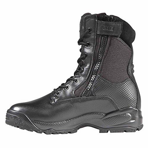 5.11 ATAC Storm 8In Boot-U, Black, 15 D(M) US